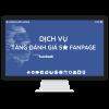 Dịch vụ tăng đánh giá 5 sao fanpage facebook